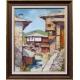 Къщи от Ковачевица - картина от ДОЙЧЕВ