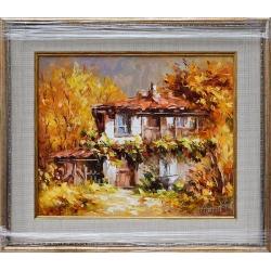 Есен - картина от Лилия ПЕТКОВА