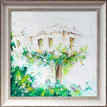 Пролет - картина от ИВА