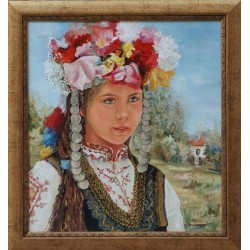 Лазарка- картина от Симона