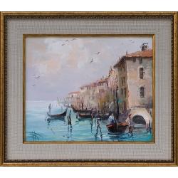 Венеция II - картина от Димитър ПЕТКОВ