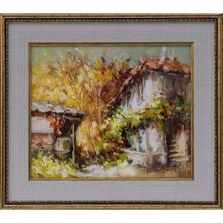 Есенно настроение II - картина от Лилия ПЕТКОВА