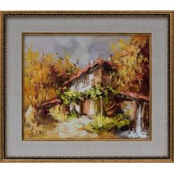 есенно настроение III - картина от Лилия ПЕТКОВА