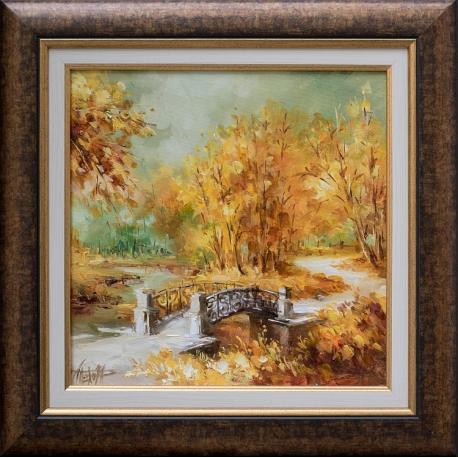 Импресия - картина от Лилия ПЕТКОВА