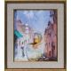 Градски пейзаж IV -картина от Димитър ПЕТКОВ