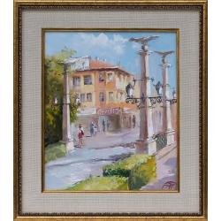 Орлов мост II - картина от Димитър ПЕТКОВ