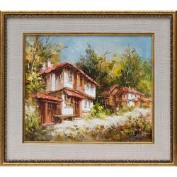 Есенно настроение V - картина от Лилия ПЕТКОВА