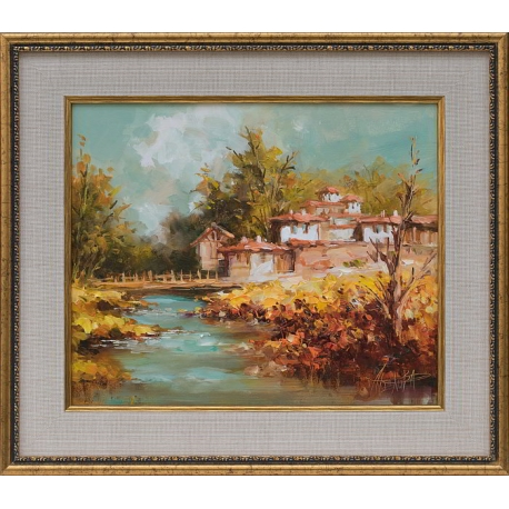 Есенно настроение VI - картина от Лилия ПЕТКОВА