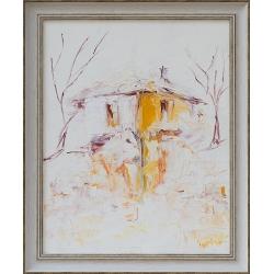 Зимна топлина - картина от ИВА