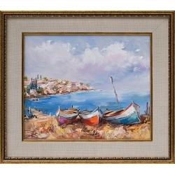 Созопол I - картина от Димитър ПЕТКОВ