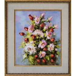 Цветя II - картина от Лилия ПЕТКОВА