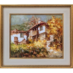 Есенно настроение VII - картина от Лилия ПЕТКОВА