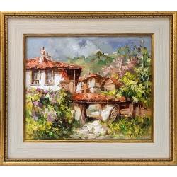 Пролет - картина от Лилия ПЕТКОВА
