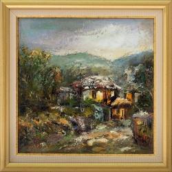 Пейзаж- картина от Даня КЕХАЙОВА