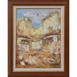 Пейзаж от Мелник - картина от ВЕЛИЧКОВ