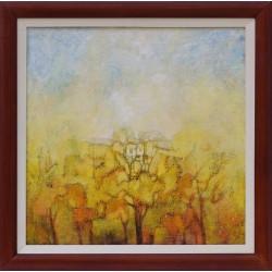 Есенна импресия - картина от Огнян БОГДАНОВ