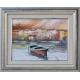 Лодки - картина от КАЛЕВ