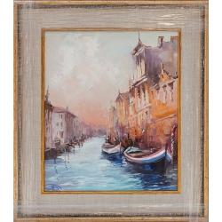 Венеция- картина от Димитър ПЕТКОВ