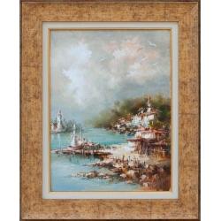 Крайбрежие - картина от Лилия ПЕТКОВА